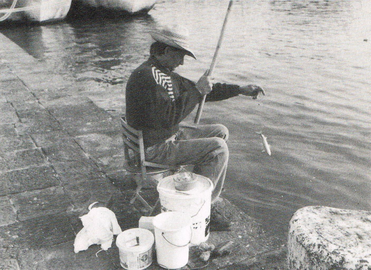 La pesca russa come prendere unanguilla su