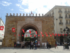 2 Tunisi, Porta di Francia (foto Sorrentino)