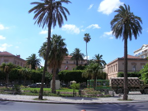 Tunisi,-Avenue Bourguiba (foto Sorrentino
