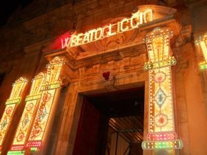 Caccamo, festa del patrono (foto Tarantino)