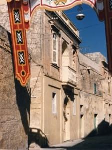 Naxxar, case tradizionali, 1989 (foto Boissevain)