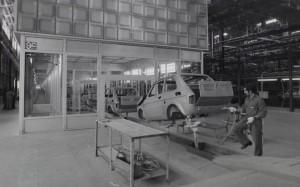 Stabilimento Fiat 1979