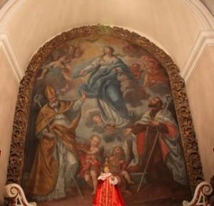 l'Immacolata: Chiesa di San Marco-Enna