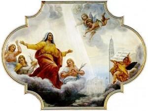 Affreschi del Duomo di Sofia