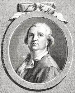 Ritratto di  Cagliostro, di Alessandro Count