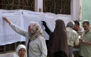 elezion presidenziali in Egitto