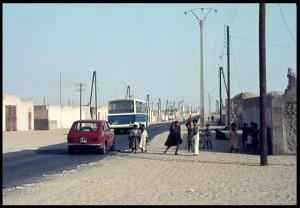 Verso El Oued, 1976
