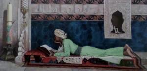 Osman Hamdi Be:Giovane Emiro