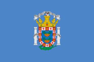 bandiera di Melilla