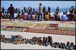 Ppalermo preghiera di protesta, 1985