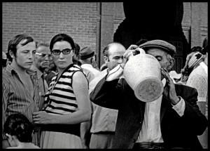 Madrid:Plaza de toros, 1972