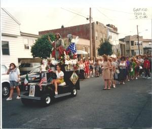 Garfield, Festa di San Ciro