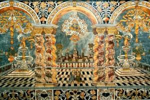 Monreale, Cappella del Crocifisso