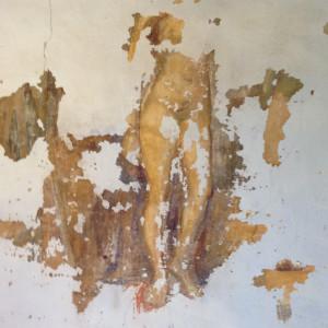 Particolare del nudo ( foto Annamaria Sanfilippo)
