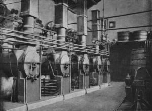 Sala macchine immagine