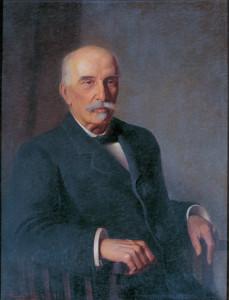 Giovanni Giolitti , ritratto di Fausto Vagnetti, 1928