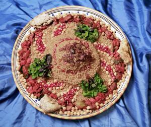 Cuscus palestinese(foto Cuttitta)