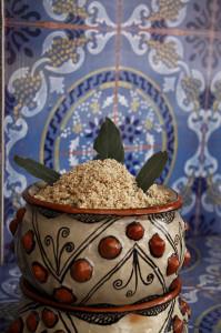 Cuscus pronto in tavola (foto Cuttitta)