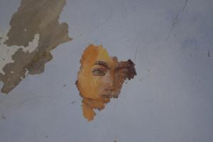 Particolare di un viso ( foto AnnaMmaria Sanfilippo)