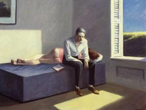 Edward Hopper Escursione nella filosofia, 1959