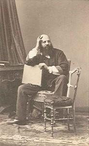 Didier in un ritratto di Nadar