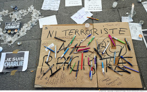 1. Manifestazione per Charlie Hebdo
