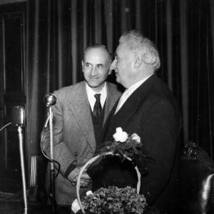 Virgilio Titone e Antonino De Stefano