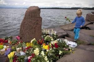 Commemorazione della strage di Utoya