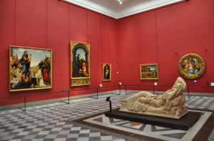 Museo degli Uffizi, Firenze