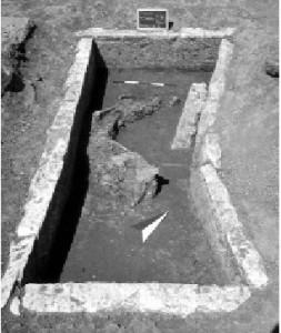 Tomba dell'asino a Phoinike