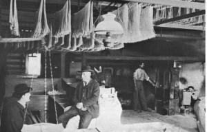 Pastai siciliani in tunisia, 1906