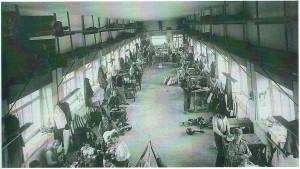 La fabbrica di strumenti a corde di Carmelo Catania a Mascalucia