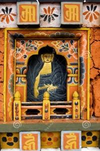 icona buddista