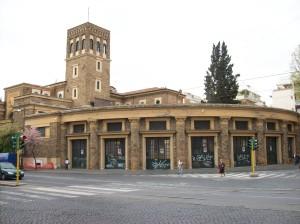 Roma , Stazione Ostiense