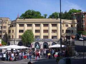 Roma, Piazzale Flaminio