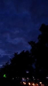 Notturno a Cracovia (foto Montes)