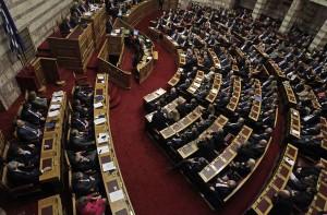 Il parlamento greco