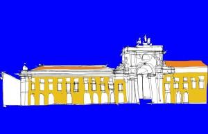 2. Praga do Comercio (di F. Schiavo)
