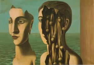 Magritte, Il doppio segreto, 1927