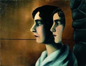 R. Magritte - Le regards perdu