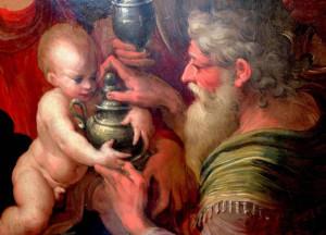 Parmigianino: L'adorazione dei magi