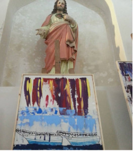 Ortigia,mostra Uprooted