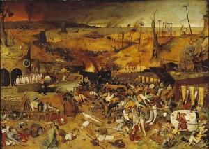 Brueghel  il vecchio,Trionfodella morte
