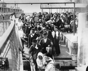 Ellis Island, inizio XX Secolo