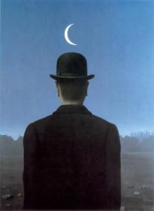Magritte, Il maestro di scuola, 1955