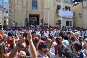 Sferracavallo, Festa dei Santi Cosma e Damiano, 2014