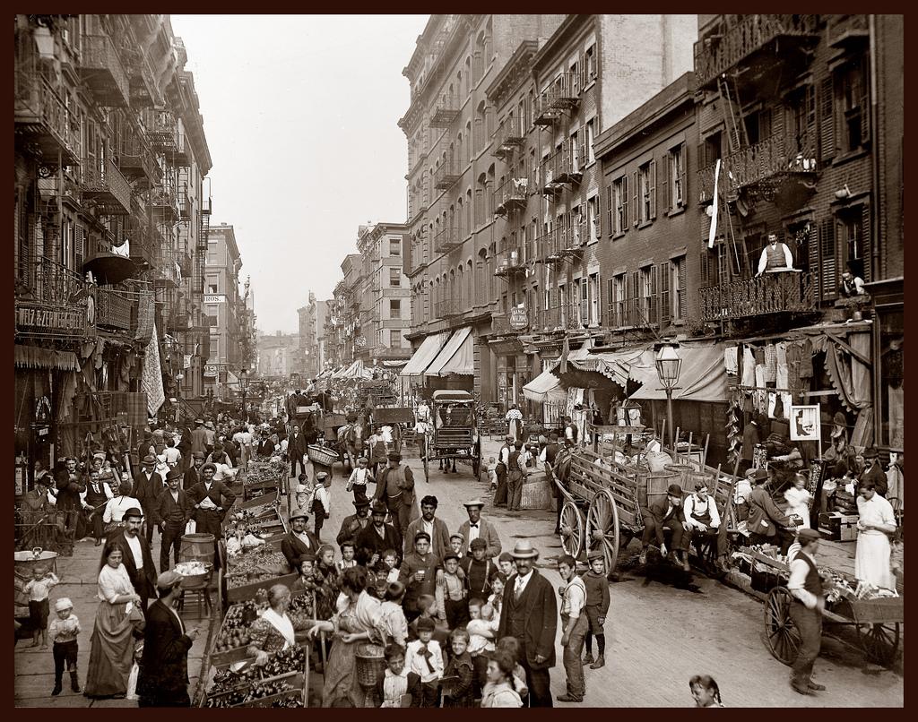 Urbanization 1800s Questa terra è la...