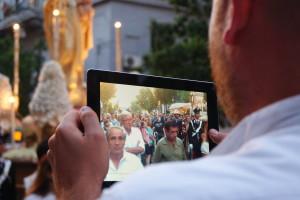 Palermo-Festa della Madonna della Mercede.2014