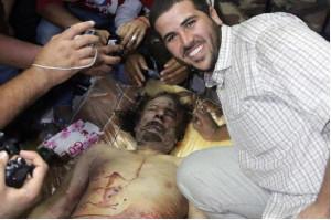Gheddafi ucciso
