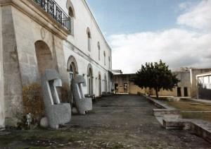 Baglio Case Di Stefano,ingresso del